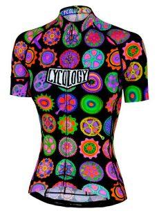 Cyklo dres dámsky Cycodelic od Cycology