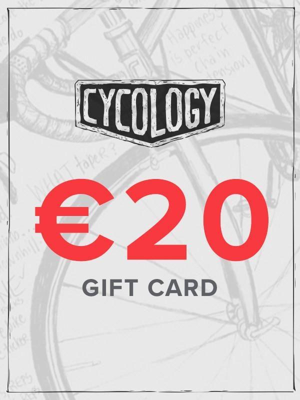 Darčeková poukážka na nákup v Cycology