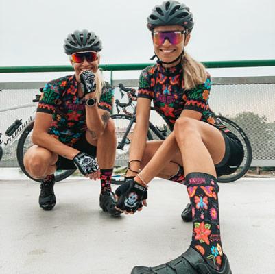 Cycology dres s krátkym rukávom Frida black
