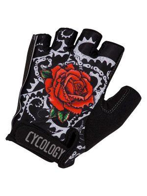 rukavice Black Rose