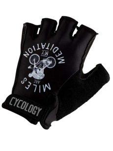 Cyklisticke rukavice Miles Meditation
