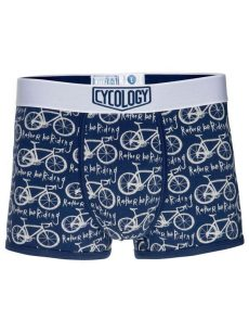 Boxerky Rather Be Riding (Navy)