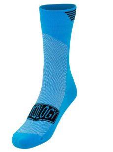 Cyklistické ponožky modré od Cycology